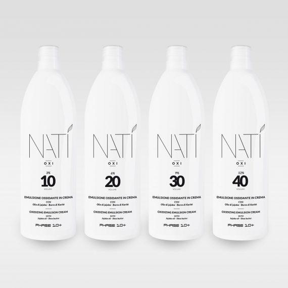 Nati oxi emulsione ossidante in crema