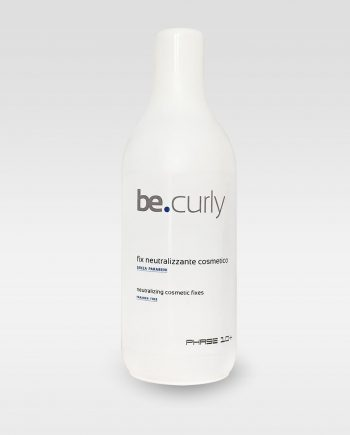 Be.curly fix neutralizzante cosmetico