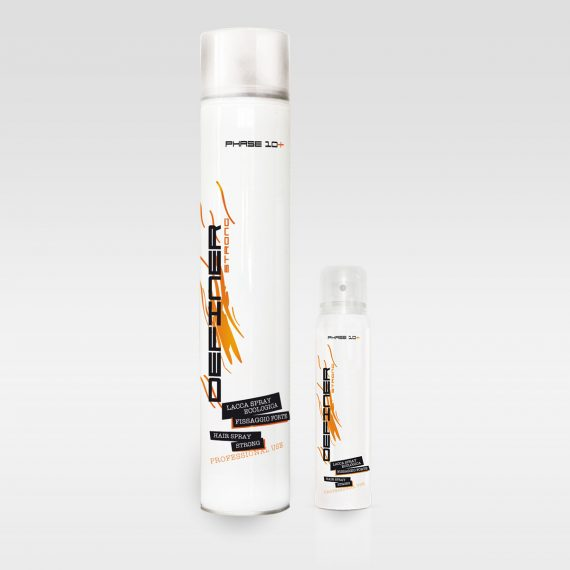 Definer Strong lacca spray ecologica