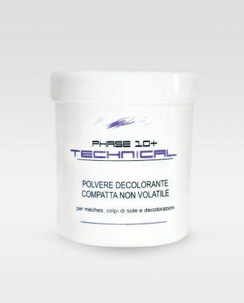 Technical polvere decolorante compatta