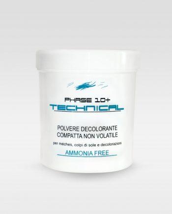 Technical polvere decolorante compatta ammonia free