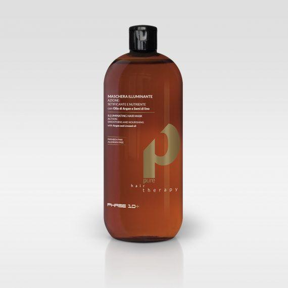 Pure Hair Therapy – Maschera illuminante